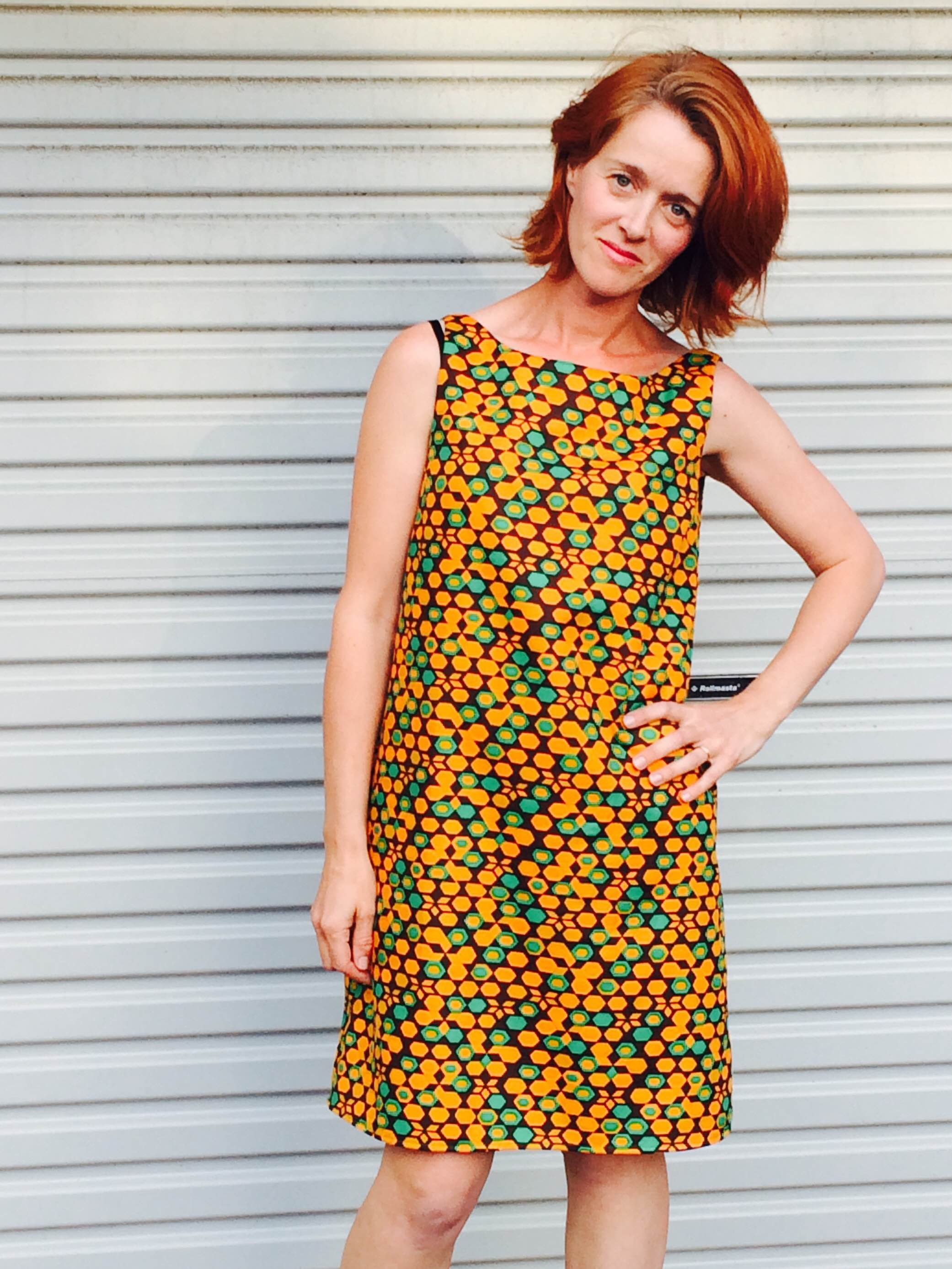 Easy Sew Dress