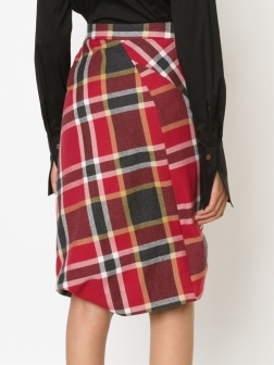 vivienne-westwood-red-label-red-tartan-pencil-skirt-product-2-450826771-normal